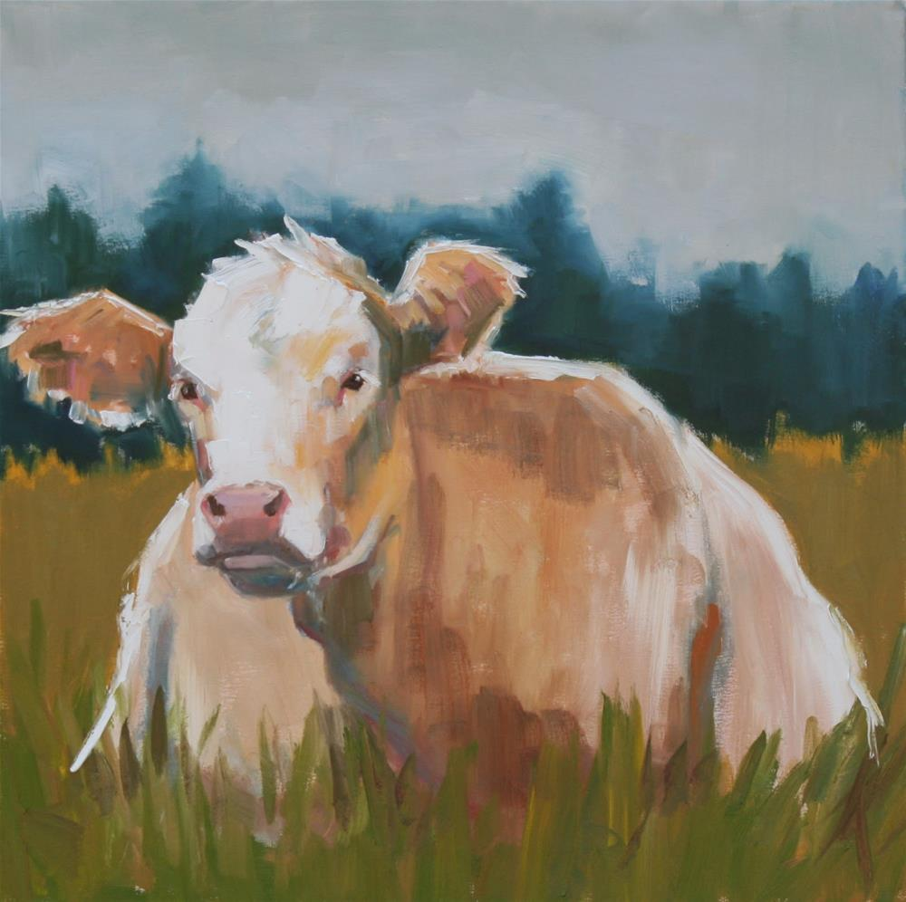 """""""peace"""" original fine art by Carol Carmichael"""