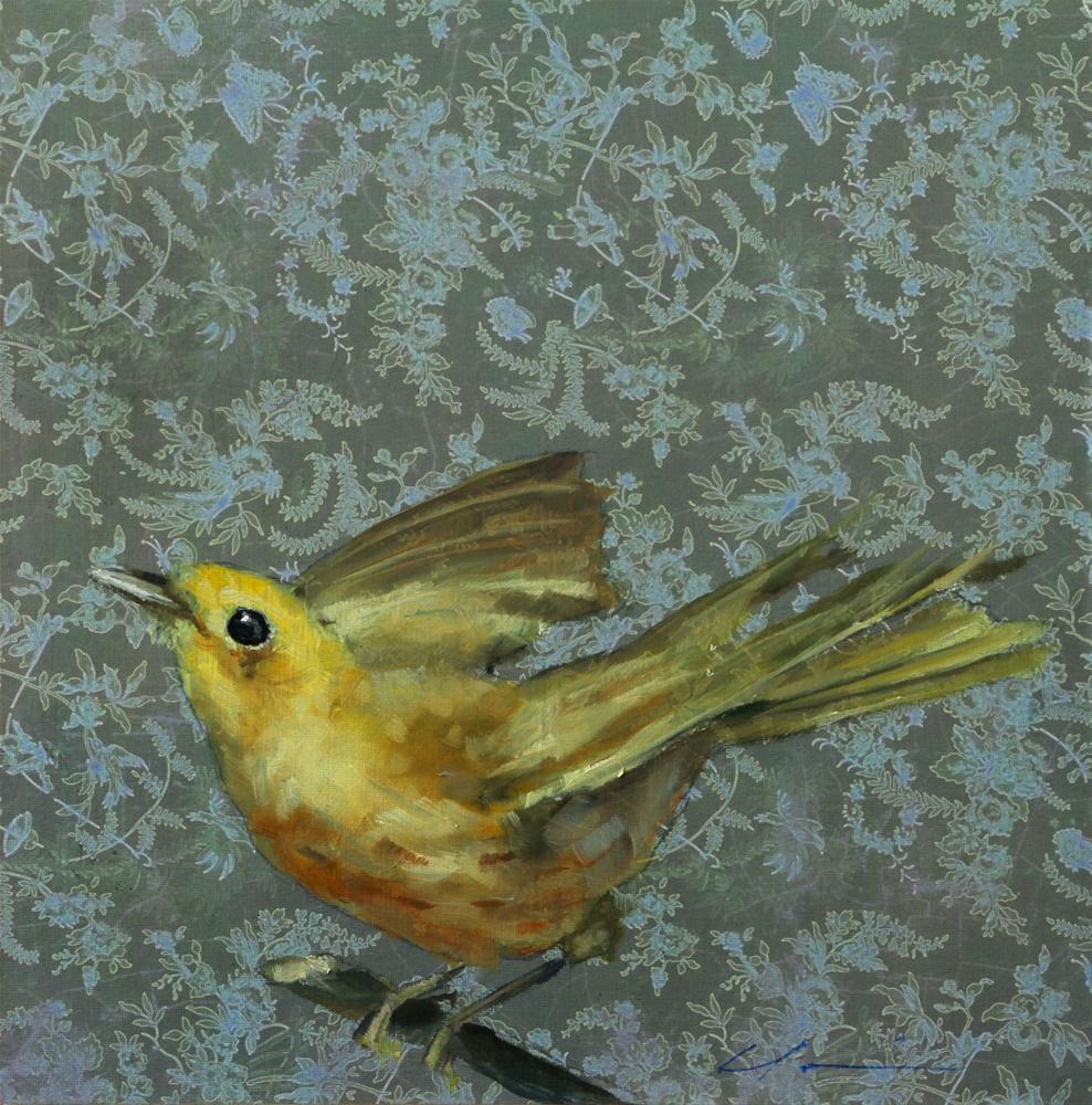 """""""Grace by Clair Hartmann"""" original fine art by Clair Hartmann"""