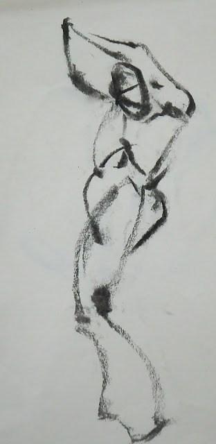 """""""20Jun-6"""" original fine art by Mitsuru Cope"""