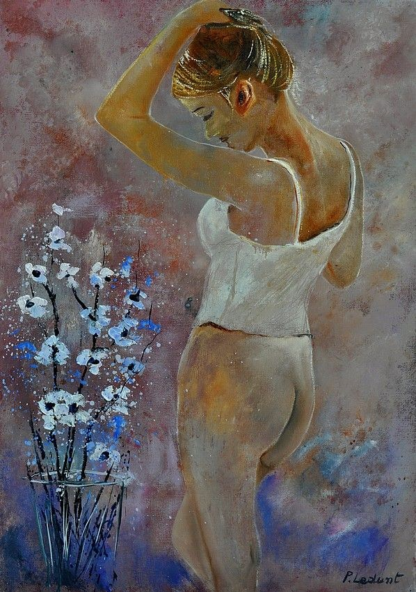 """nude 570121"" original fine art by Pol Ledent"