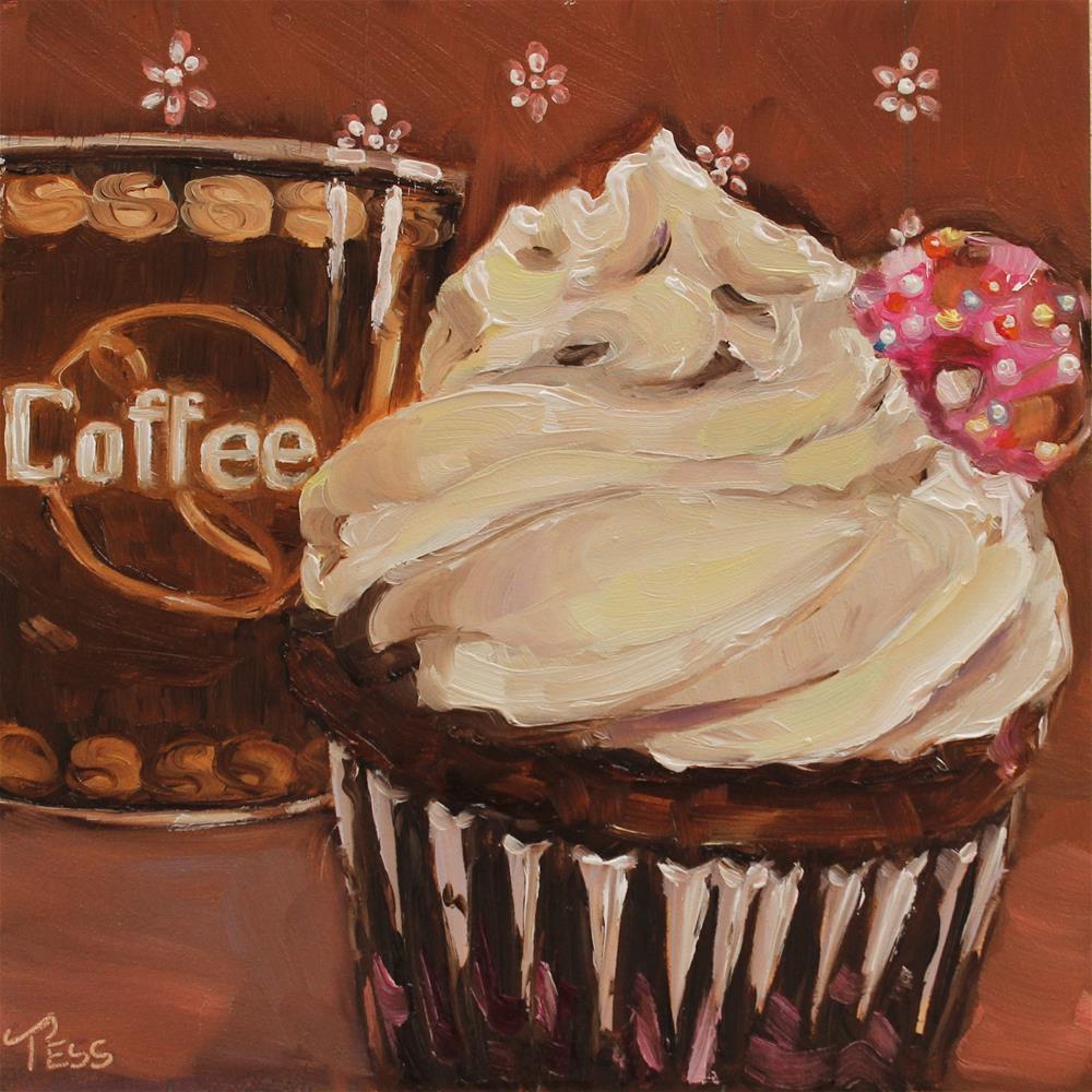 """The Sweet Escape- Gwen Stefani"" original fine art by Tess Lehman"