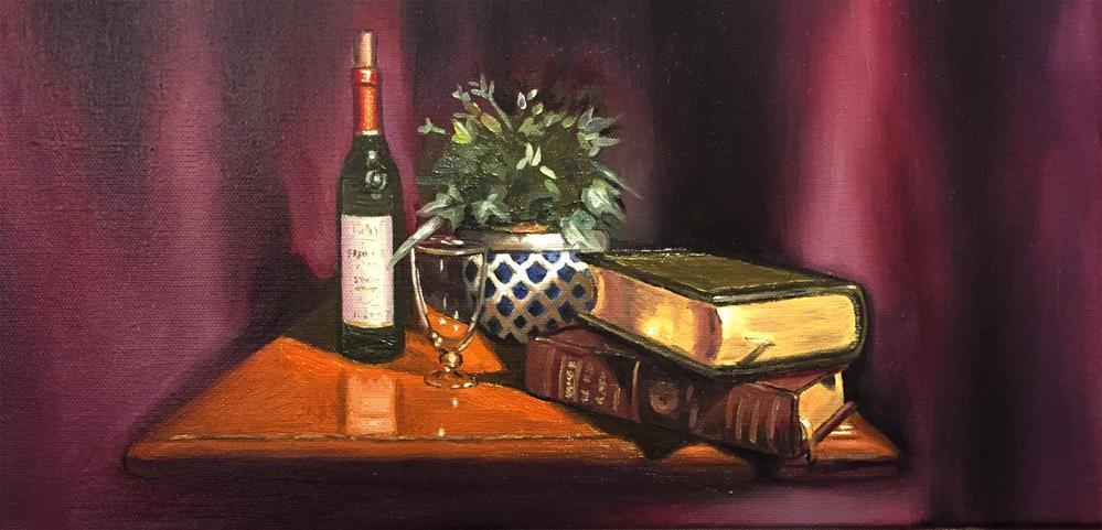 """Ample luxuries"" original fine art by Eduardo Posadas"