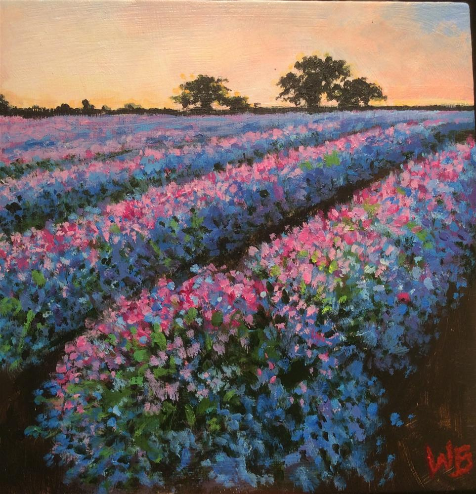 """Glory"" original fine art by wendy black"
