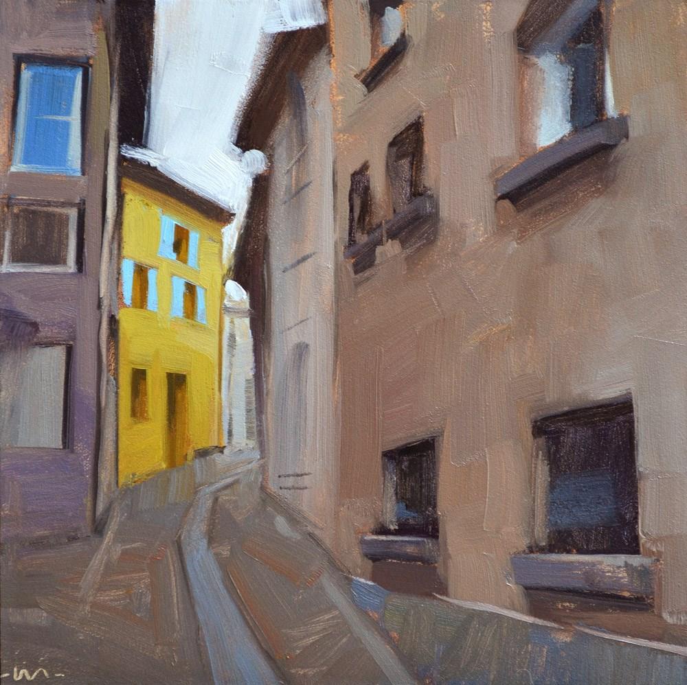"""French Slot Canyon"" original fine art by Carol Marine"