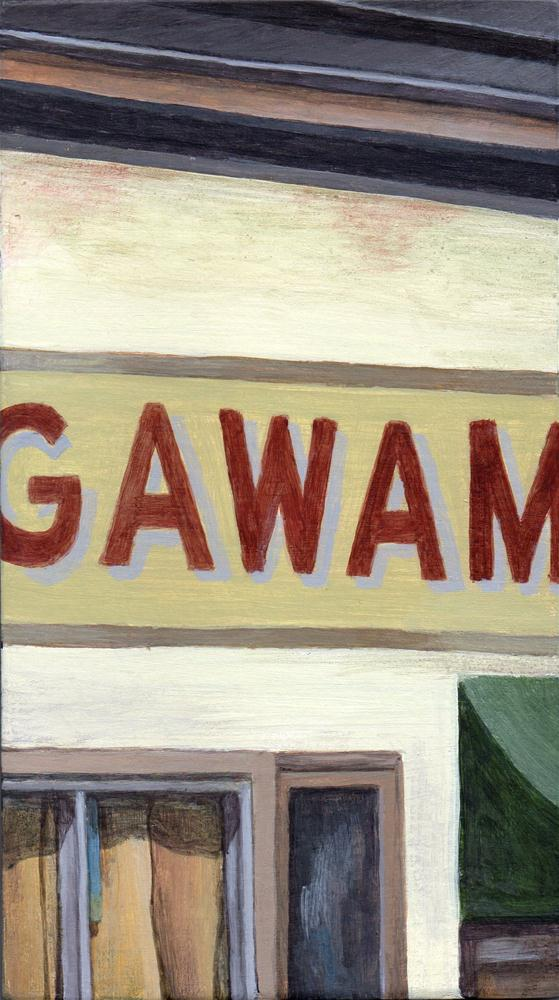 """Agawam"" original fine art by Debbie Shirley"