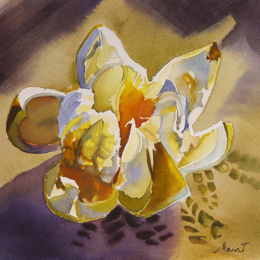 """pomelo"" original fine art by Beata Musial-Tomaszewska"