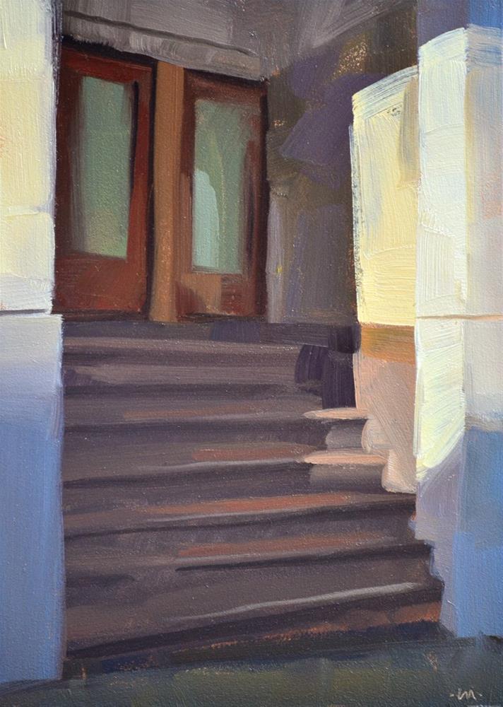 """""""A Little Light"""" original fine art by Carol Marine"""