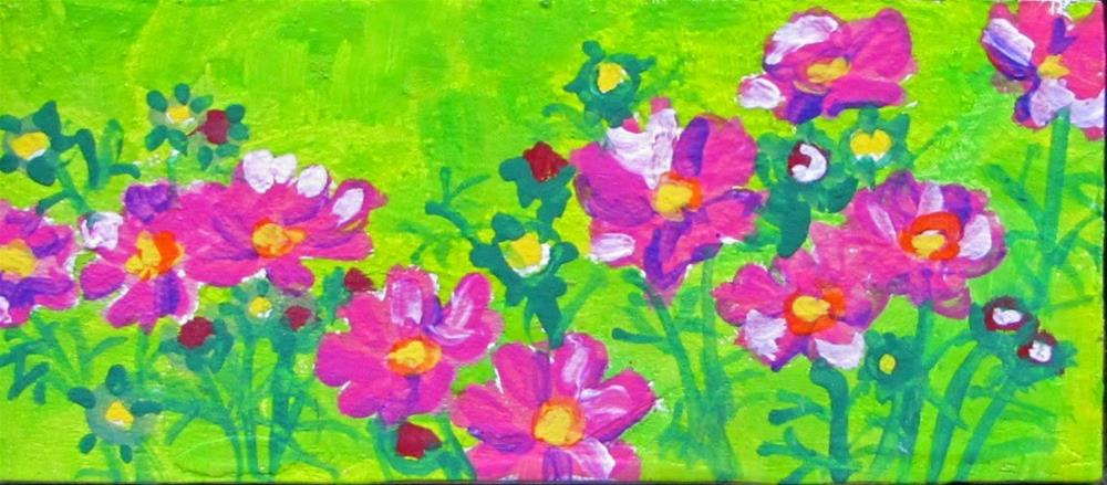"""30-30 Challenge #27"" original fine art by Christine Holzschuh"
