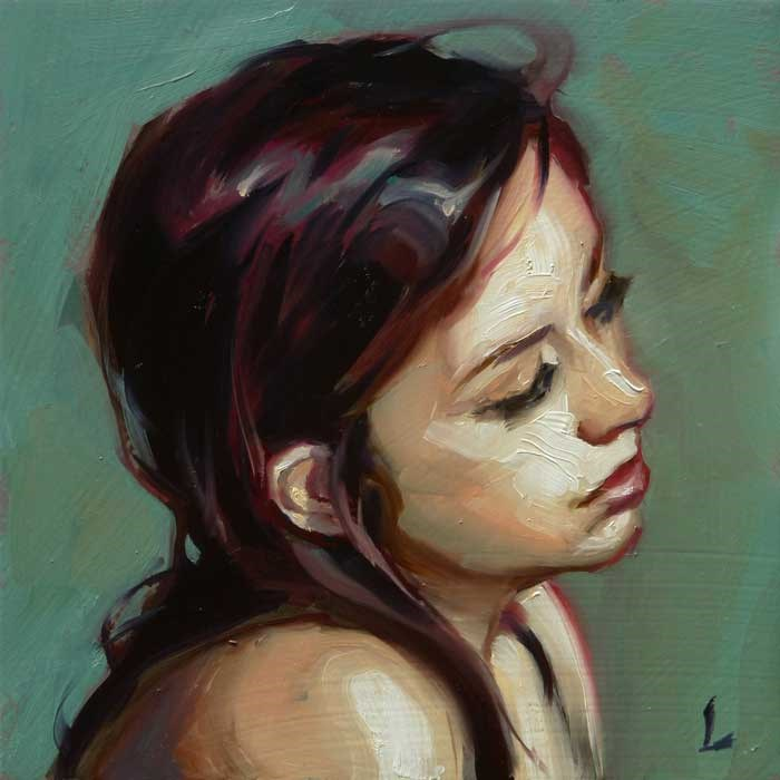 """Sway"" original fine art by John Larriva"