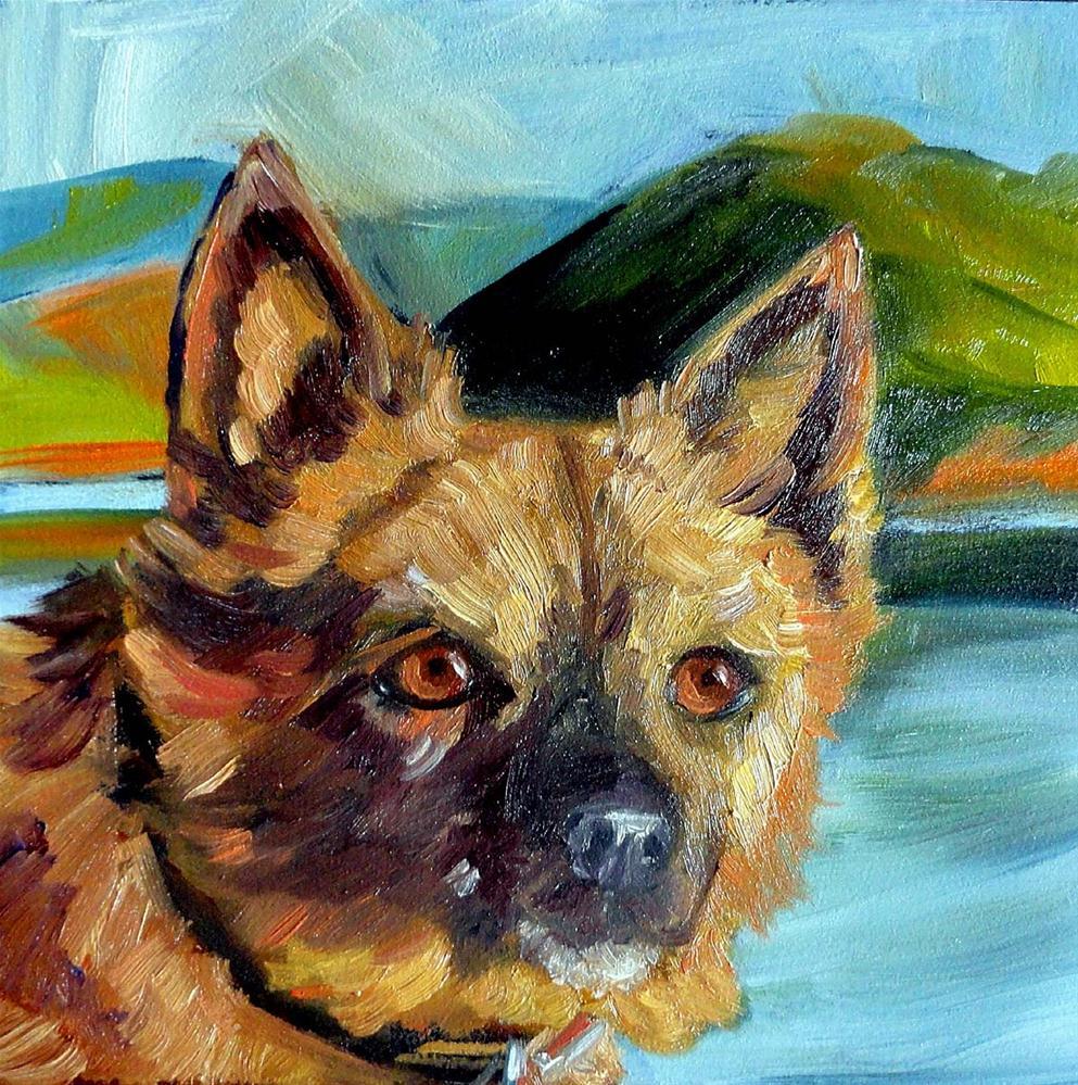 """Wilsee"" original fine art by Cietha Wilson"