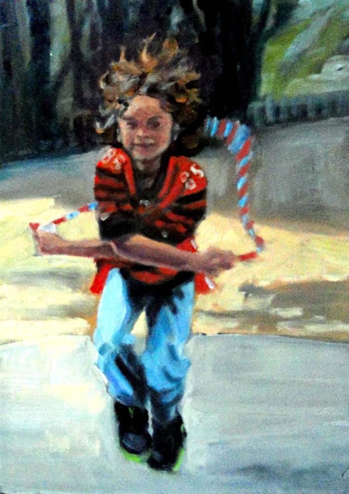 """Coss-Overs"" original fine art by Cietha Wilson"