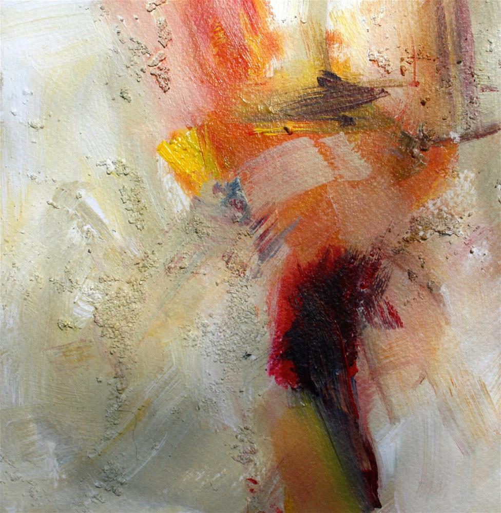 """Calamus"" original fine art by Elizabeth Chapman"