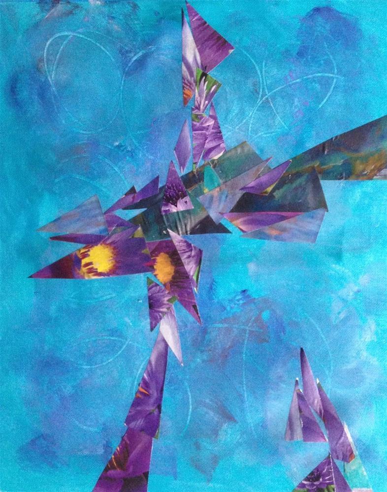 """Studio as Crucible"" original fine art by Dotty  Seiter"