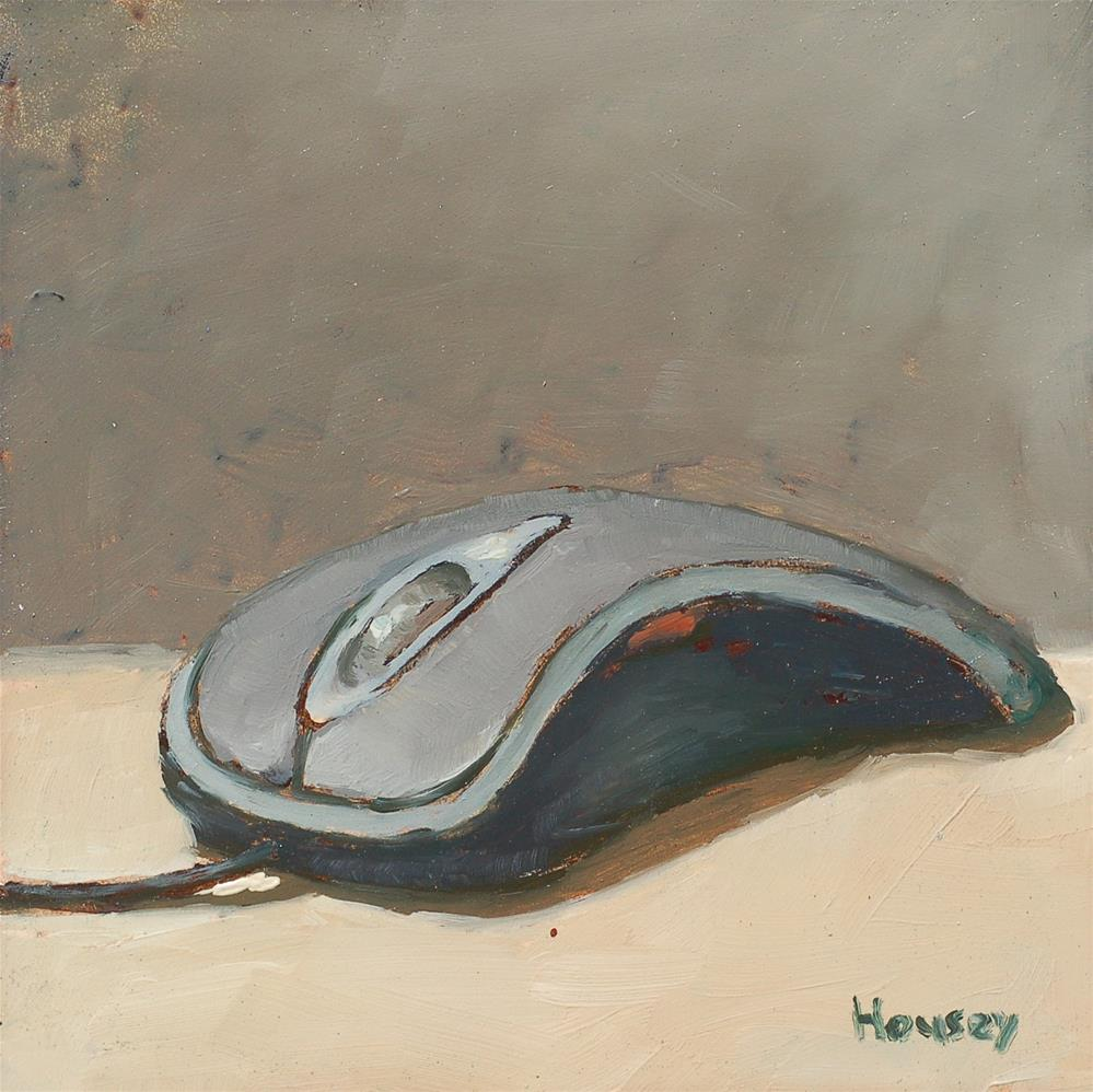 """""""Mouse"""" original fine art by Bruce Housey"""