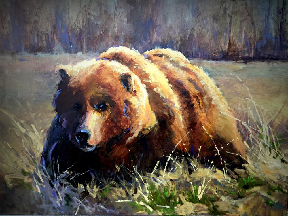 """'Taquka"" original fine art by Teresa Townsend Hargis"