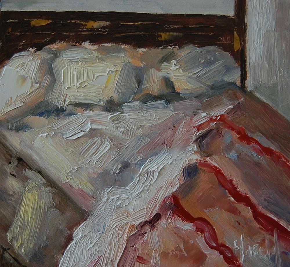 """""""Morning 2"""" original fine art by Deborah Harold"""