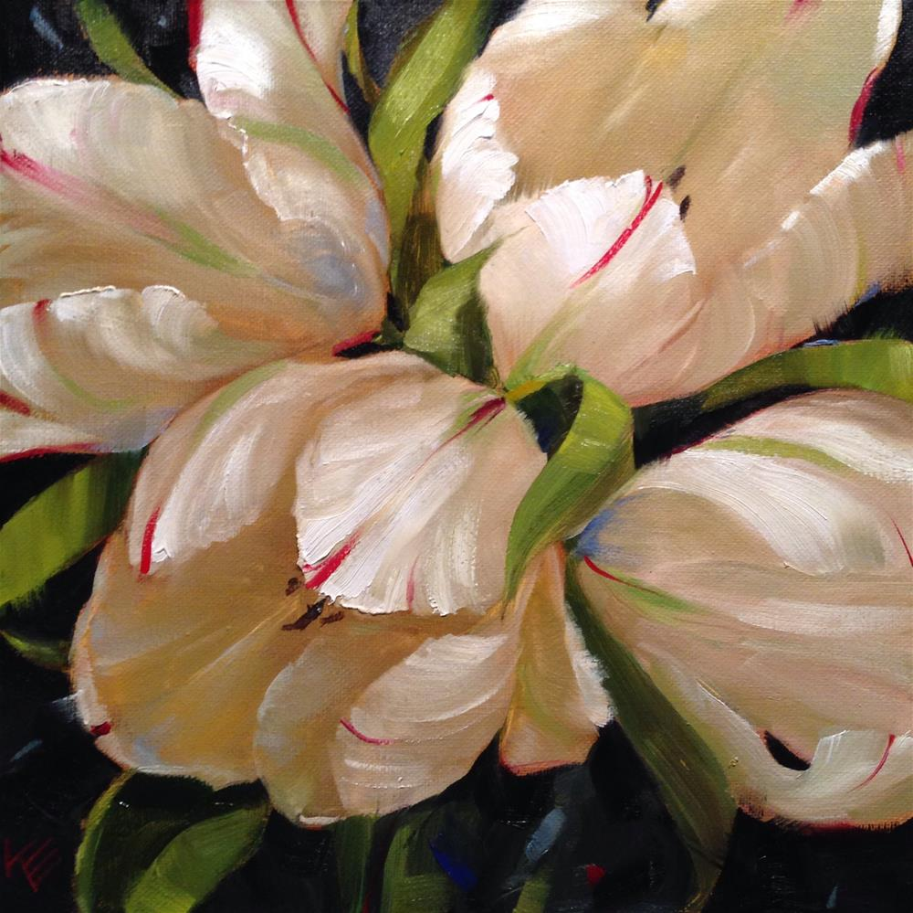 """Harmony"" original fine art by Krista Eaton"