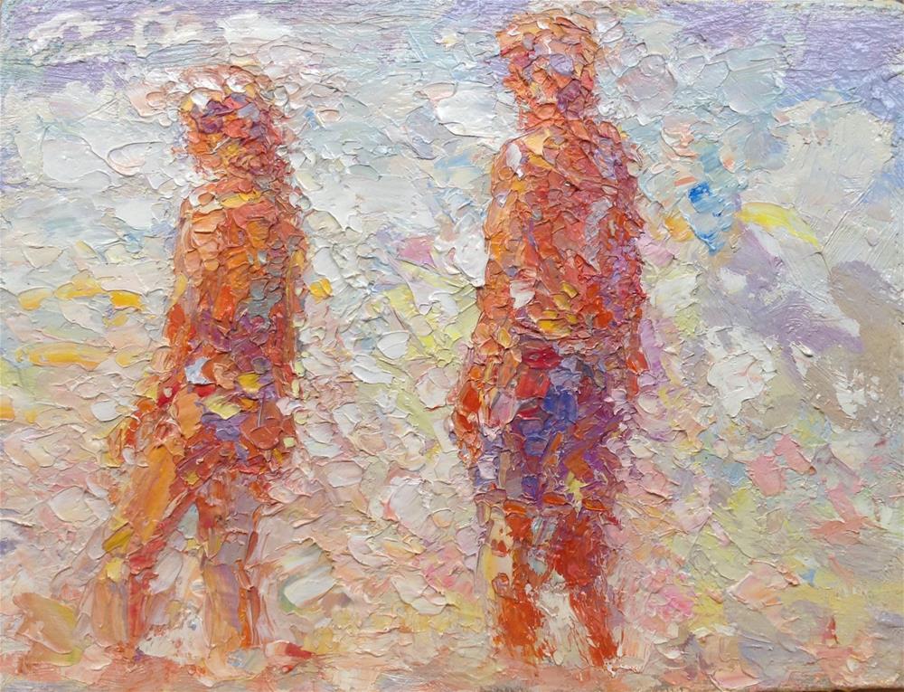 """Untitled"" original fine art by Joseph Mahon"