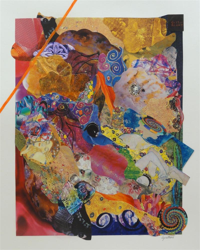 """""""Olvera Street Fiesta 1"""" original fine art by Cynthia Frigon"""