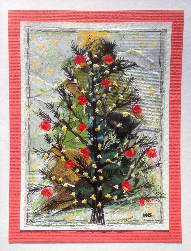 """Hidden Gifts"" original fine art by Dotty  Seiter"