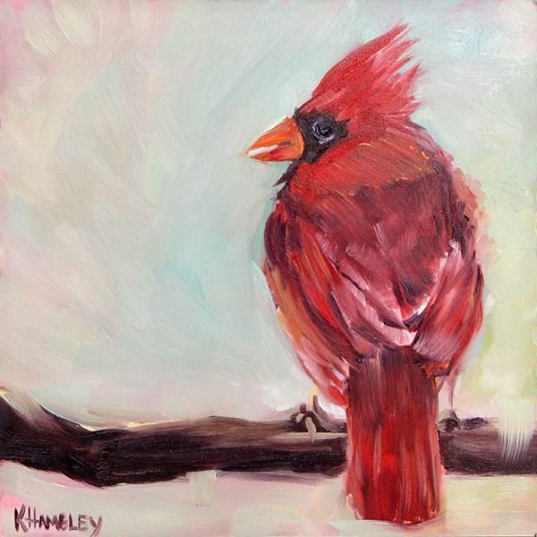 """Birditude"" original fine art by Katherine Hambley"