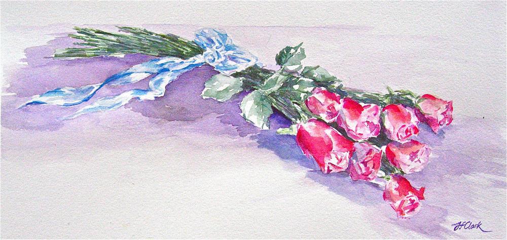 """Appreciation"" original fine art by Judith Freeman Clark"