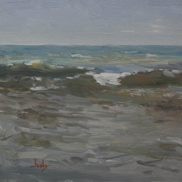 """Seaweed"" original fine art by Randall Cogburn"