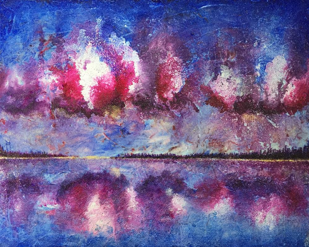 """After the Storm"" original fine art by Karen Wysopal"