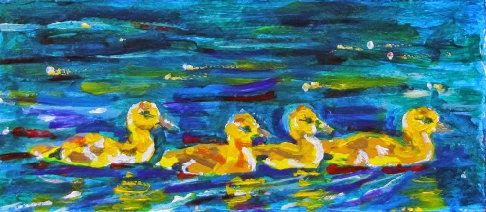"""30-30 #22"" original fine art by Christine Holzschuh"