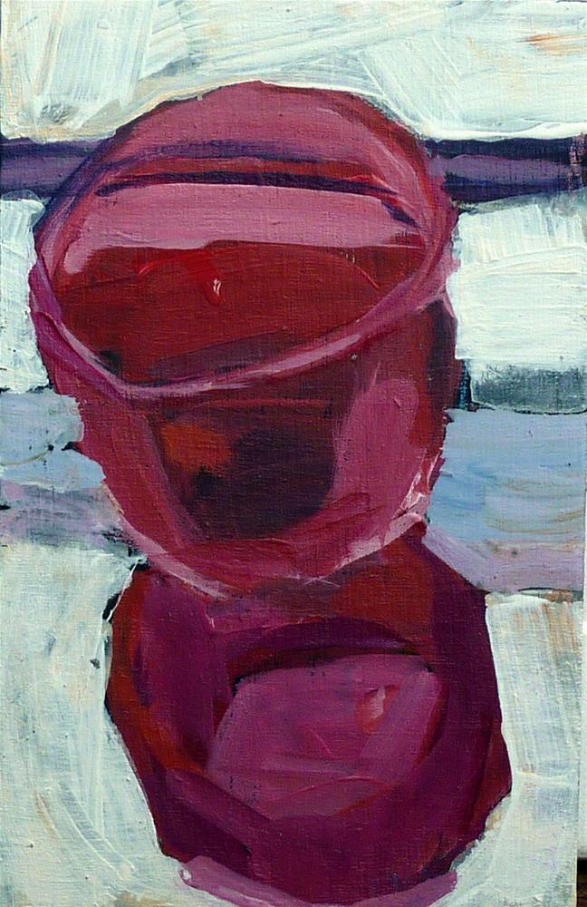 """""""Stilleben / Still Life"""" original fine art by Mila Plaickner"""