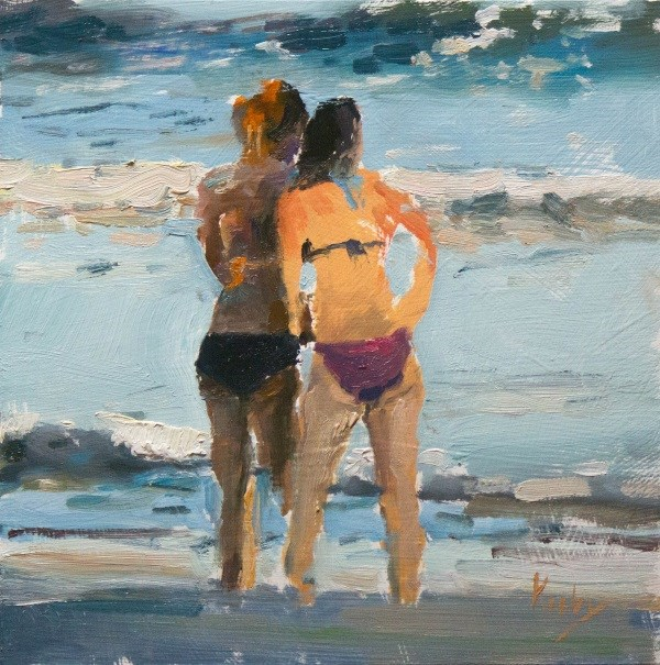 """Beach Photo's"" original fine art by Randall Cogburn"