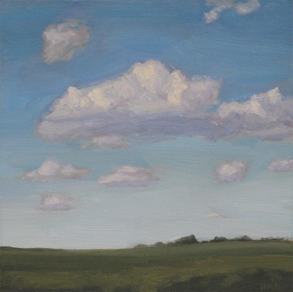 """Southern Ohio"" original fine art by Heather Nibert"