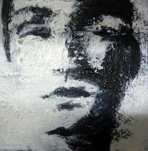 """pina"" original fine art by Mila Plaickner"