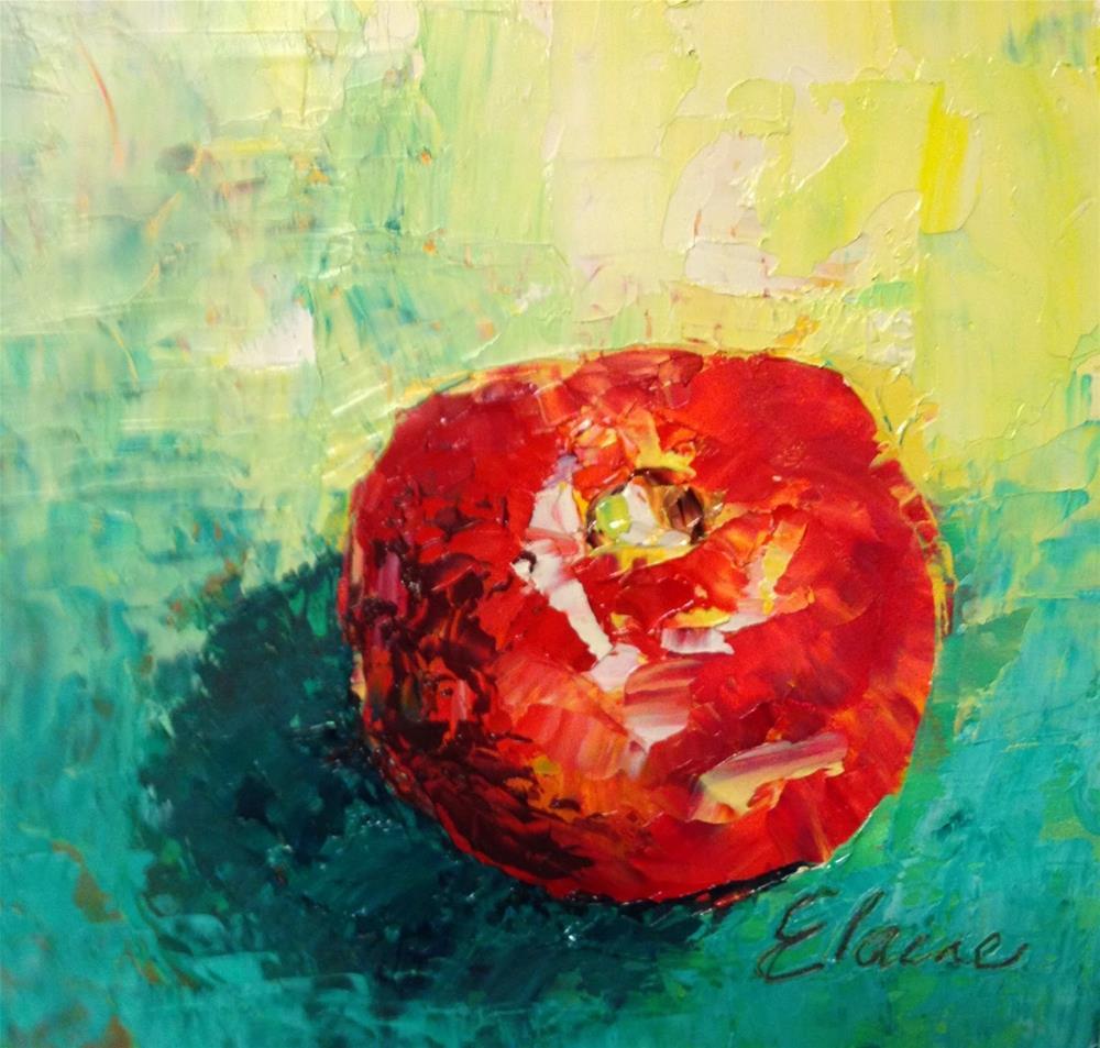 """""""Big Boy"""" original fine art by Elaine Ford"""