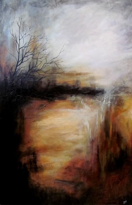"""""""Disillusion"""" original fine art by ~ces~ Christine E. S. Code"""