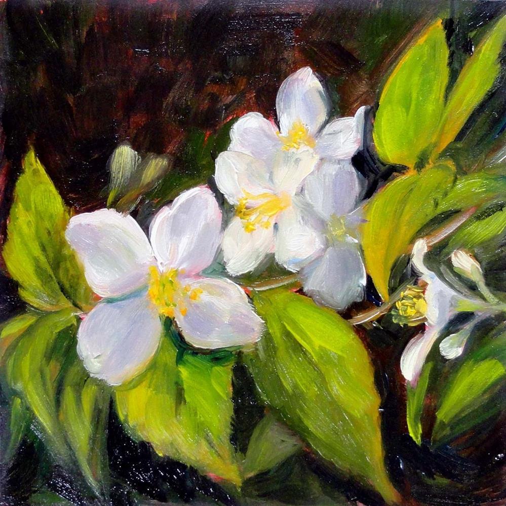 """Remembering Sheila"" original fine art by Cietha Wilson"