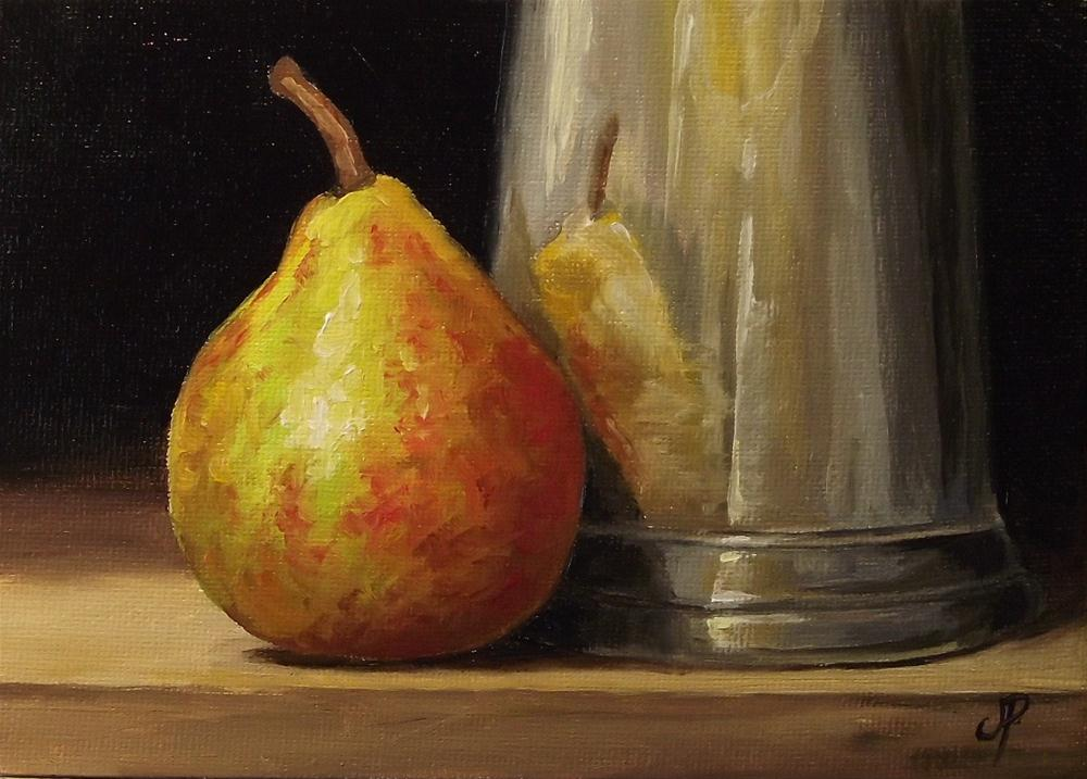 """""""Daily painting #149"""" original fine art by Jane Palmer"""