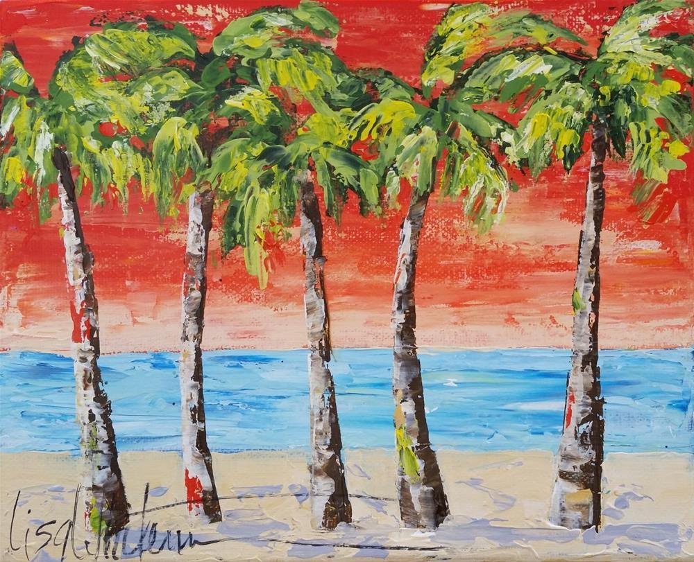 """64 - Shine Bright"" original fine art by Lisa Whitener"