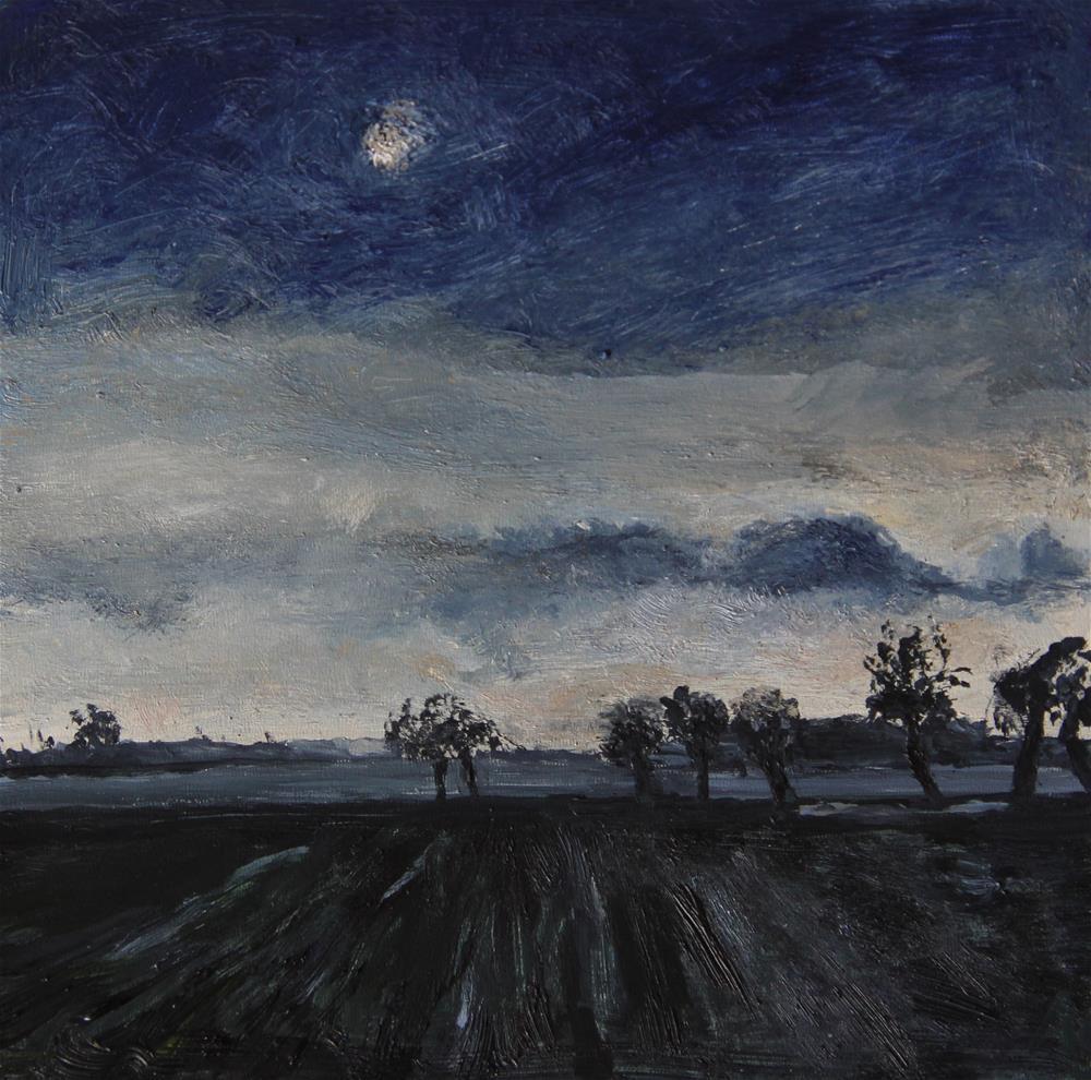 """Roskow"" original fine art by Andrea Schein"