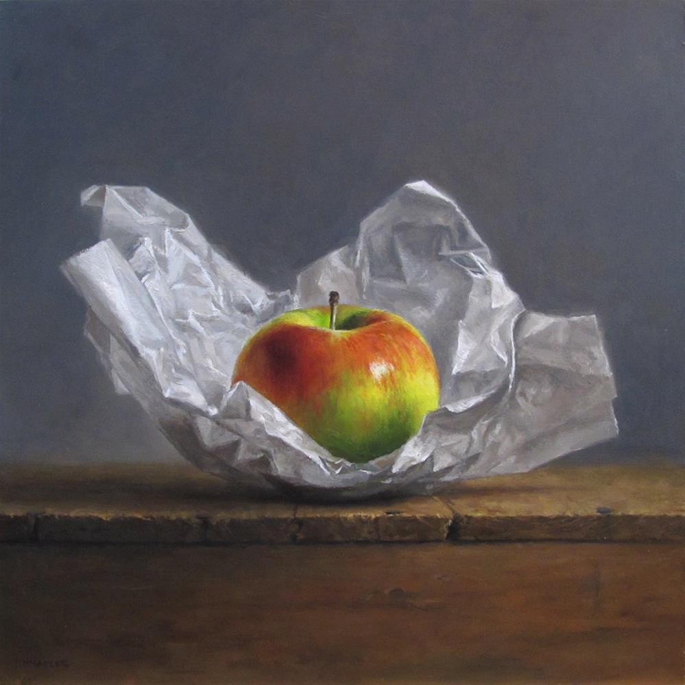 """""""The Vivid Unwrap"""" original fine art by Michael Naples"""