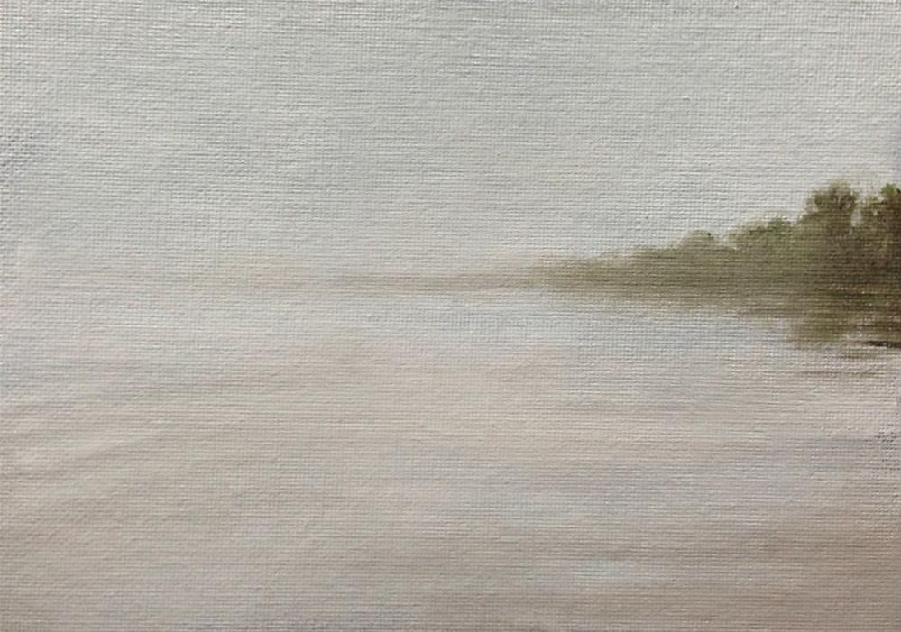 """Fog Challenge"" original fine art by Beth Moreau"
