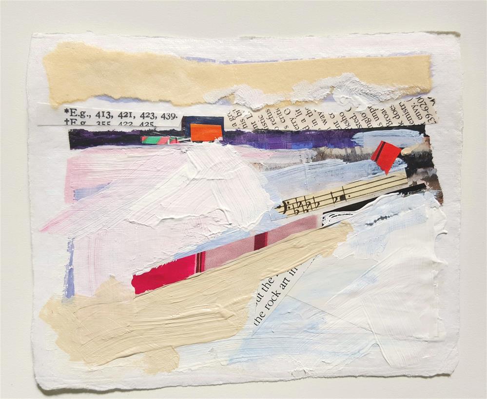 """""""Snowbound"""" original fine art by Cindy Carrillo"""