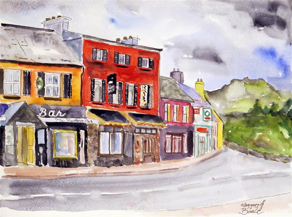 """Glengarriff, County Cork, Ireland"" original fine art by  David Beale"