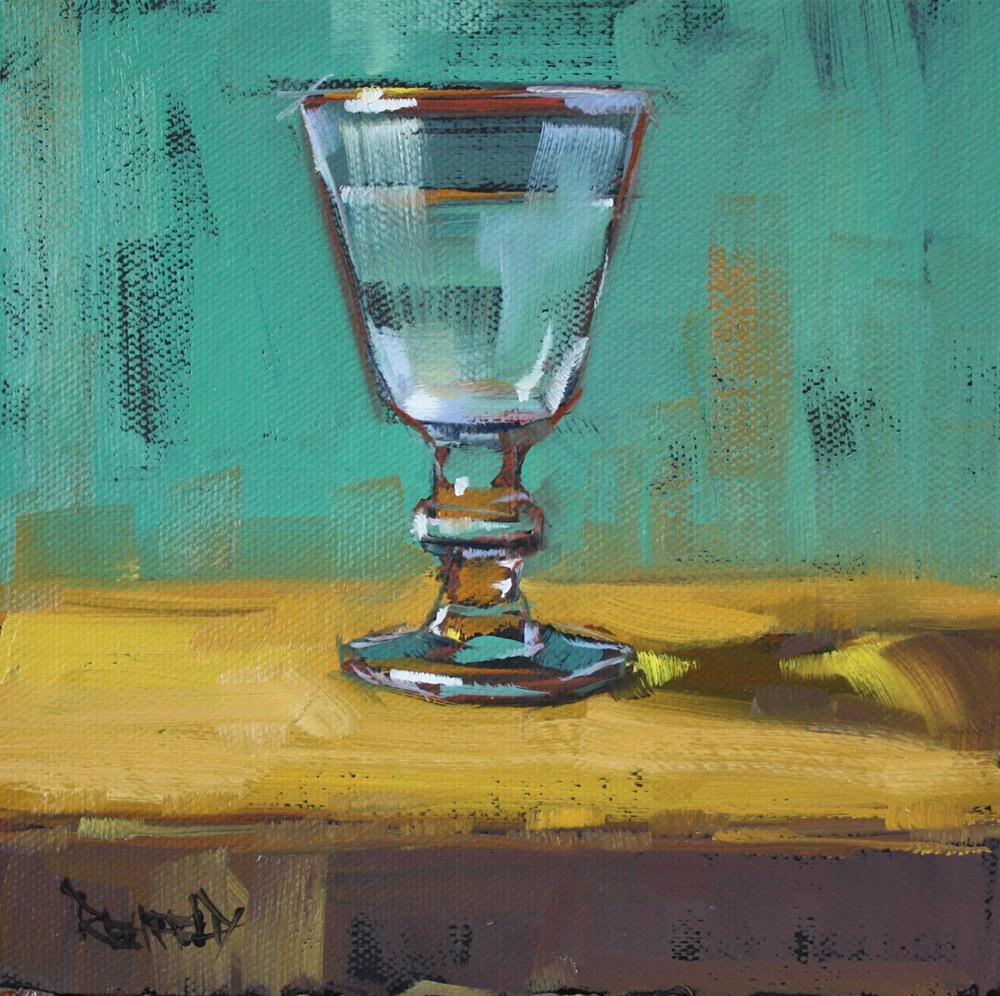 """Water"" original fine art by Cathleen Rehfeld"