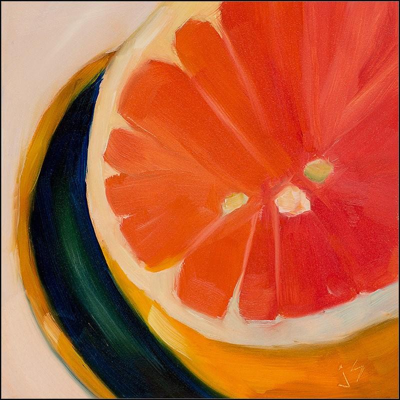 """Luscious Elegance #2"" original fine art by Johnna Schelling"