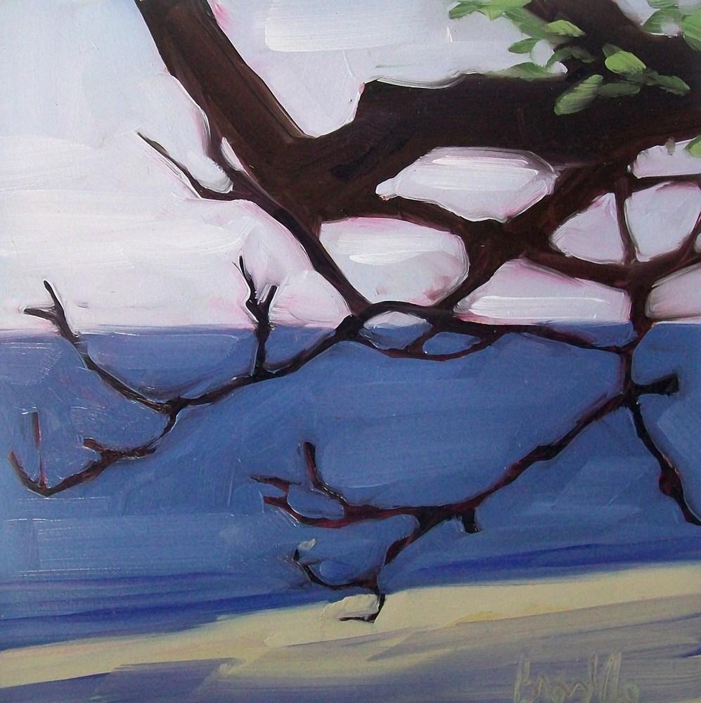 """""""Lake view"""" original fine art by Brandi Bowman"""