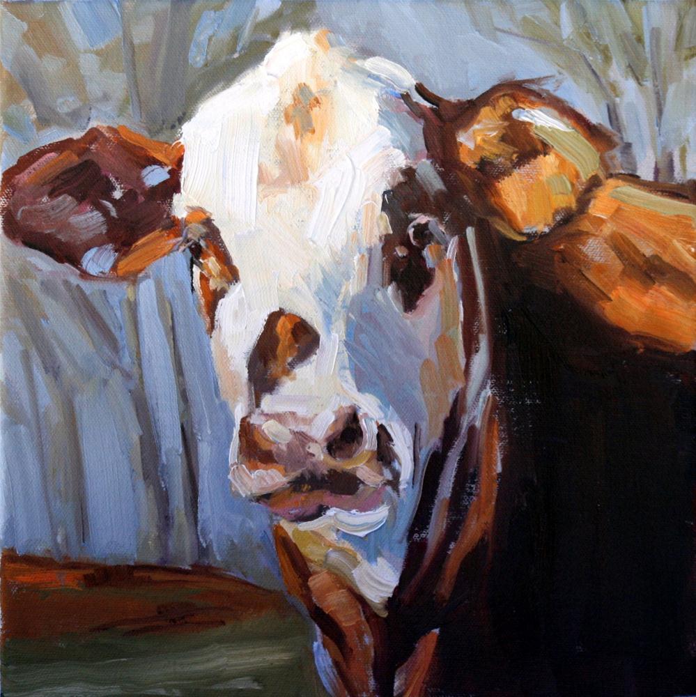 """""""logan martin lady"""" original fine art by Carol Carmichael"""