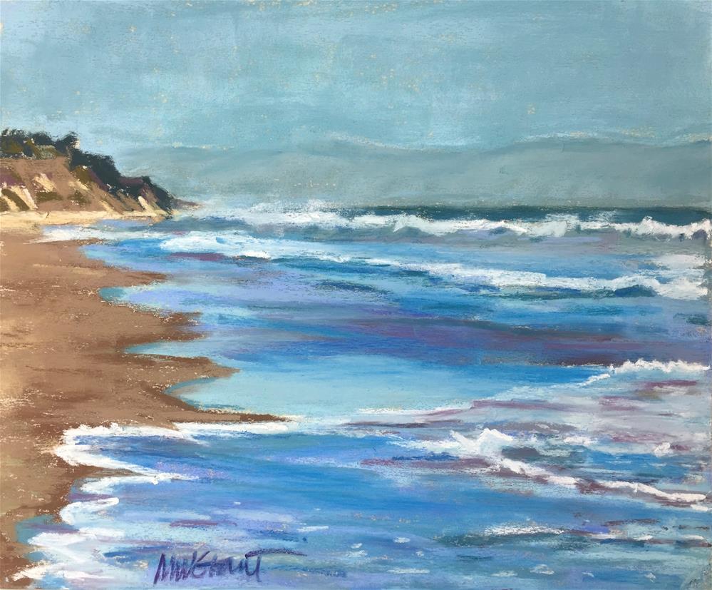 """Magnificent Manresa "" original fine art by Michelle Wells Grant"