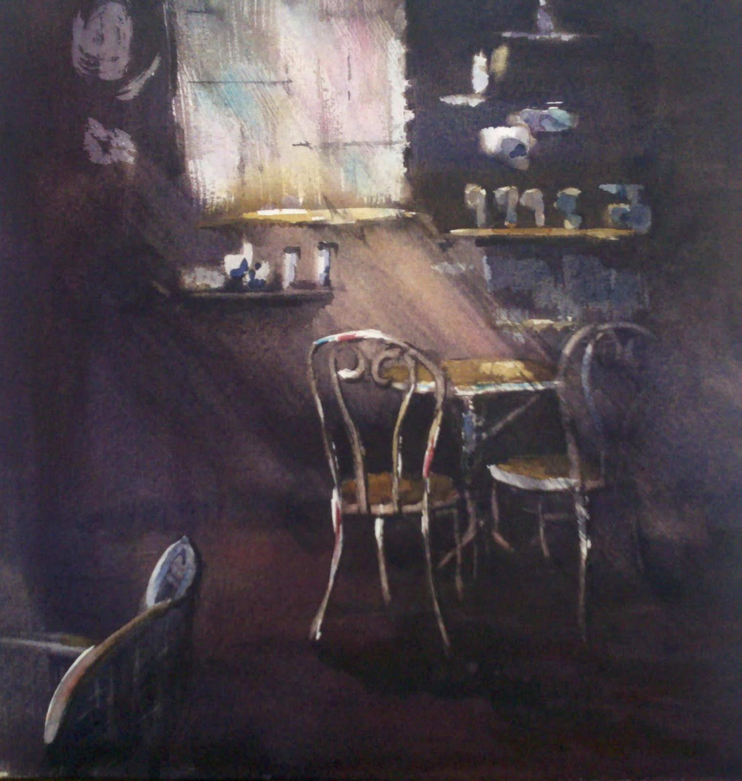 Refresh original fine art by Julie Hill