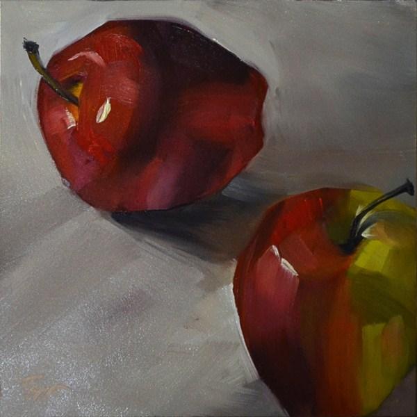 """MacDelish"" original fine art by Terry Rempel-Mroz"